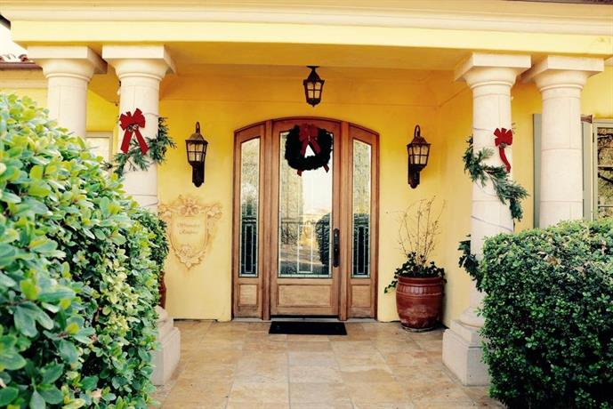 Villa Toscana Bed and Breakfast Paso Robles