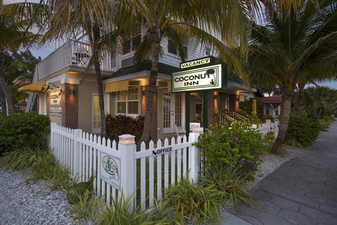 Coconut Inn Saint Pete Beach