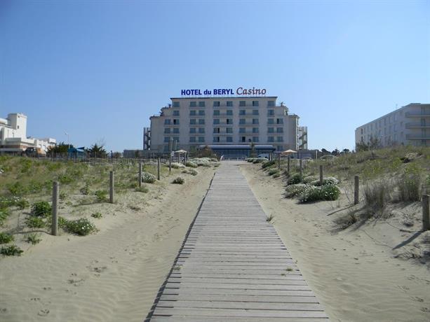 Saint Brevin Les Pins Hotel Du Beryl