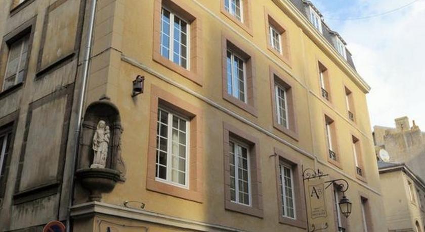 Anne De Bretagne Hotel Saint-Malo