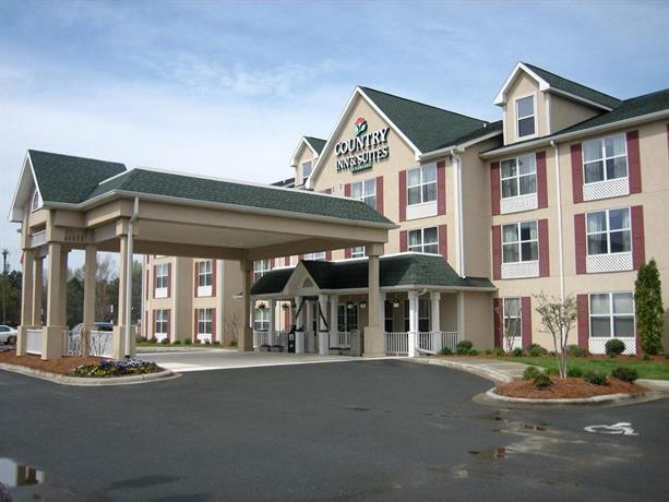 Country Inn & Suites by Radisson Charlotte I-485 at Highway 74E NC