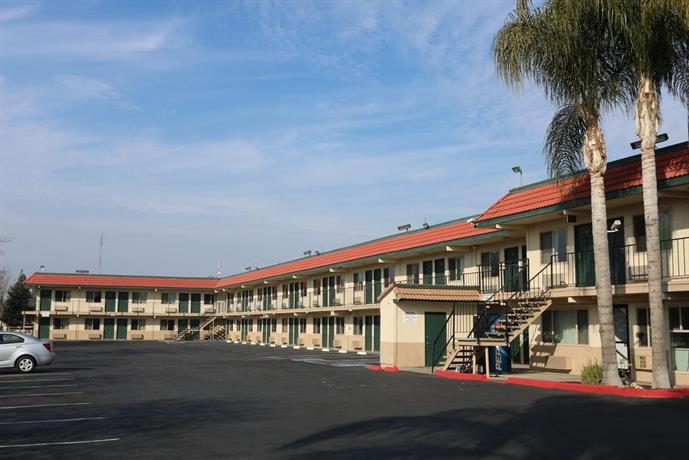 Budget Inn Merced