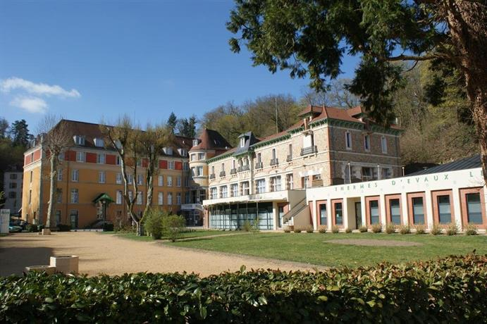 Grand Hotel Evaux Les Bains