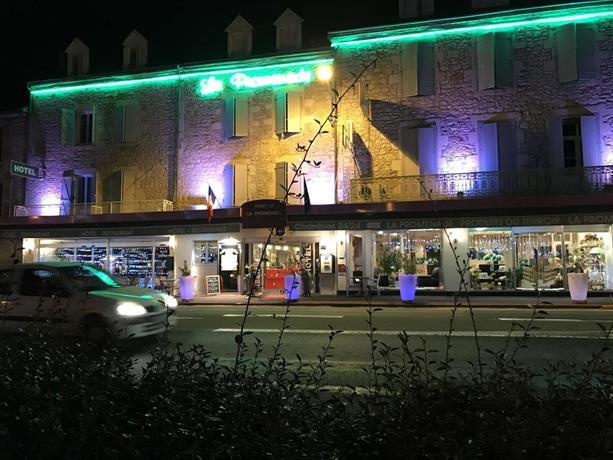 Hotel De La Promenade Souillac