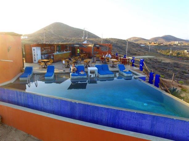 About Cerritos Beach Hotel Desert Moon