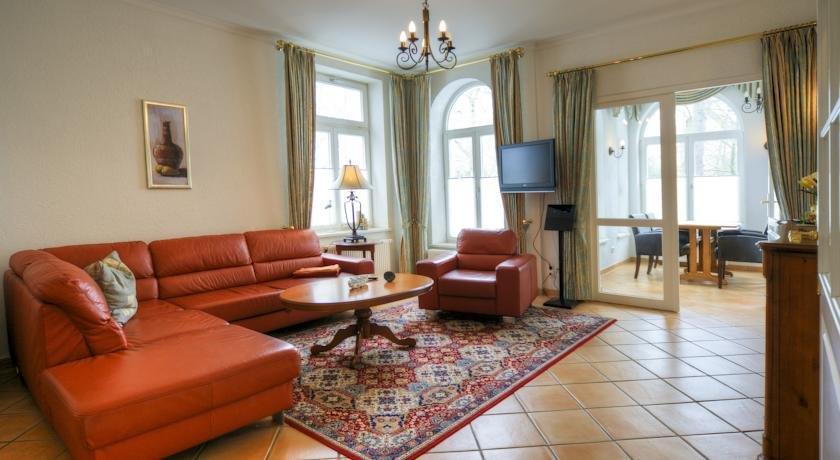 Kurpark Hotel Warnemunde