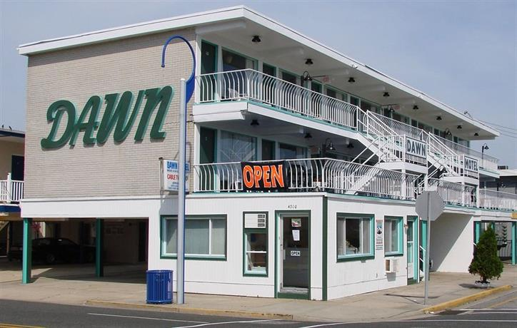 Sunset Beach Hotel Wildwood