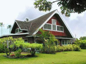 Aston Hanalei House and Cottage