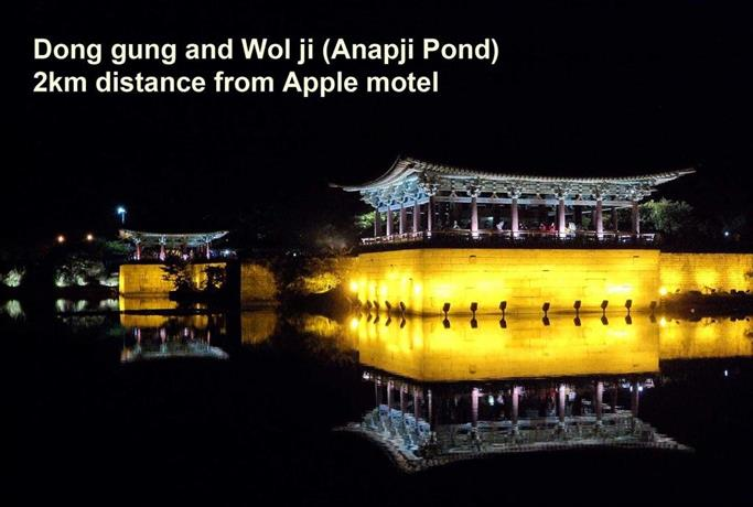 Apple Motel Gyeongju
