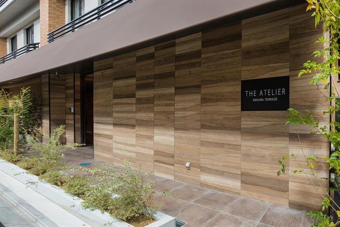 Sakura Terrace The Atelier