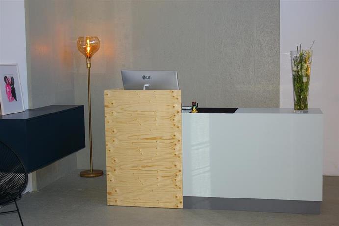 The Suite Fabric Hotel Frankfurt Am Main