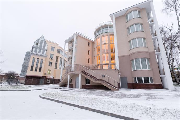Hotel Minin on Pazharskogo street