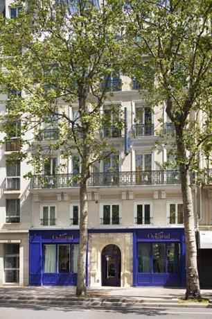 Hotel original paris parigi offerte in corso for Hotel original paris amoureux