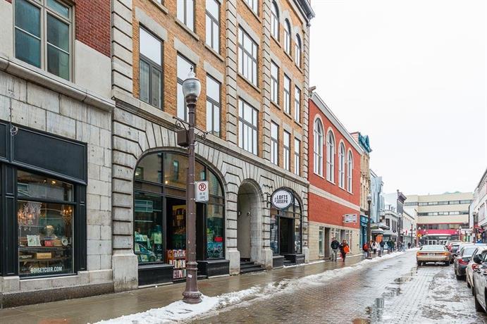 Les Lofts St Joseph by Les Lofts Vieux Quebec