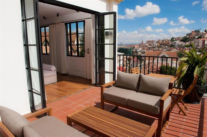 Grand Urban Hotel Antananarivo