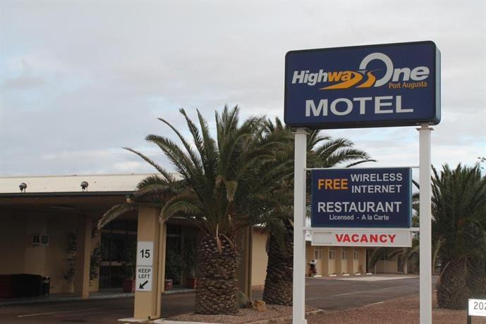 Highway one motel port augusta die g nstigsten angebote for Motel one wellness