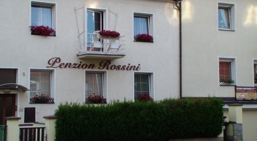 Rossini Pension Frantiskovy Lazne