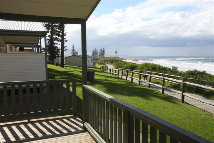 Bulli Beach Tourist Park