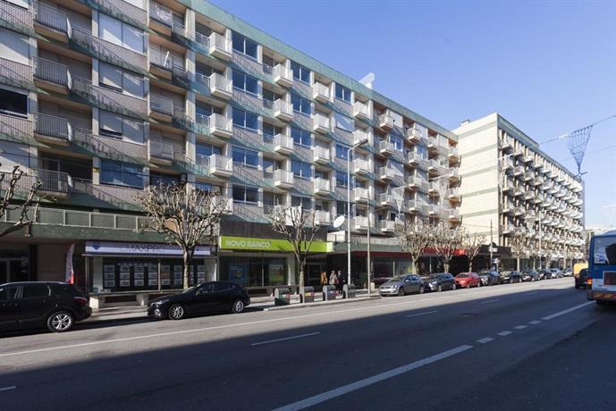 BO - Julio Dinis Apartments