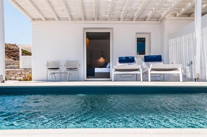 Milos breeze boutique hotel for Boutique hotel milos