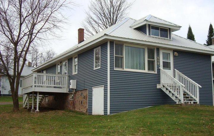 The Blue House Ironwood