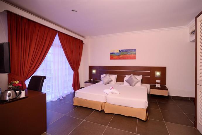 Bella Vista Express Hotel, Kampung Padang Masirat - Compare Deals