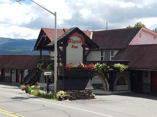 Alpine Inn Lake Placid