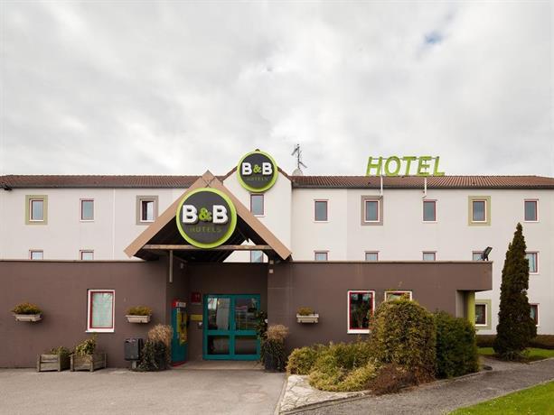 B And B Hotel Calais St Pierre