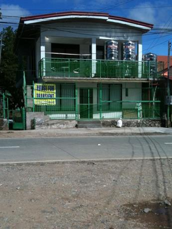 Homestay in Baguio City near Mines View Park