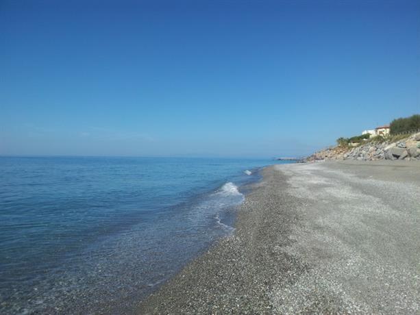 Homestay - Romantic house on the tyrrenian sea