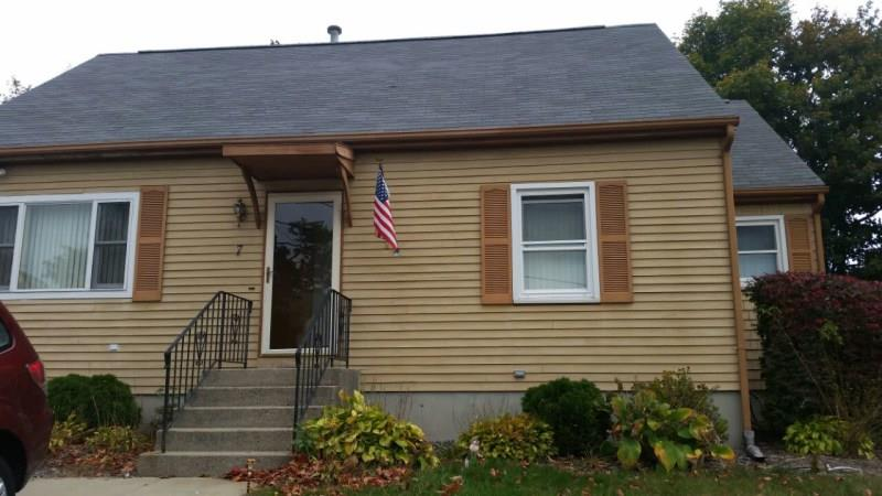Homestay in Cranston near Earnscliffe Woolen-Paragon Worsted Company Mill Complex