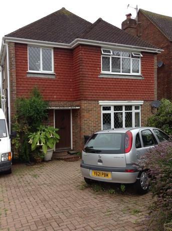 Homestay in Eastbourne near Willingdon Golf Club