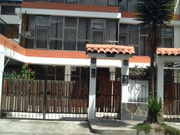 Homestay in Quito near Pinar Bajo Park
