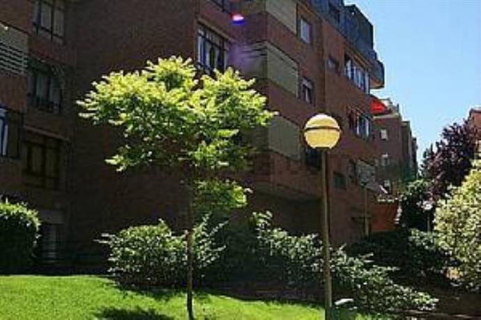 Homestay In Urbanizacion Eurogar Madrid
