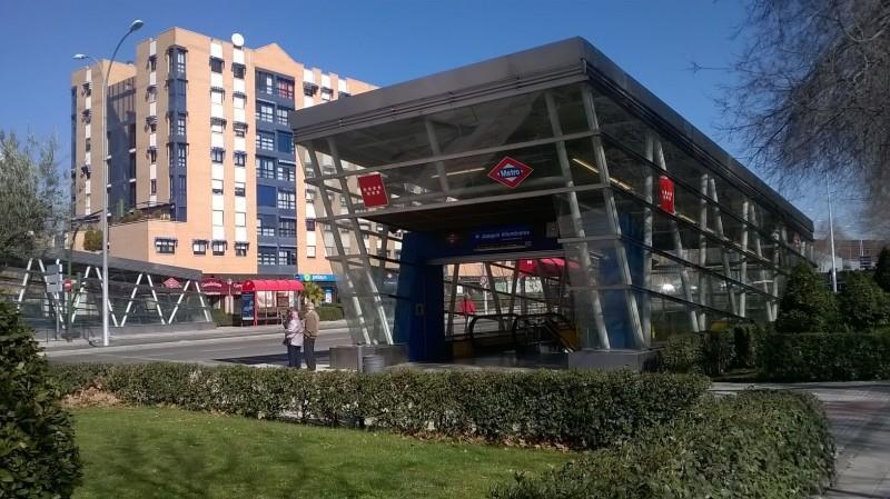 Homestay in Alcorcon near Parque Lisboa Metro Station