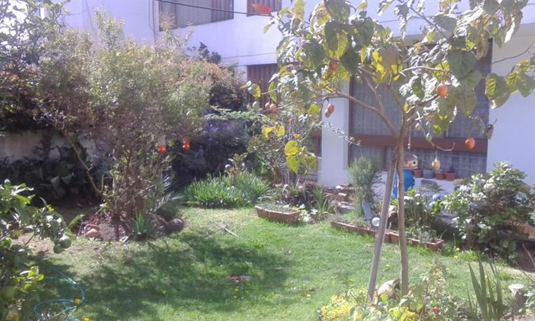 Homestay in Quito near Colegio Raul Andrade