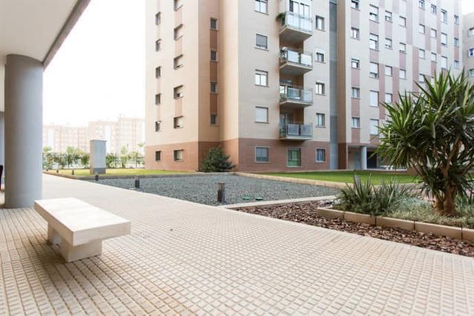 Homestay in Colores-Entreparques near Aquopolis Seville