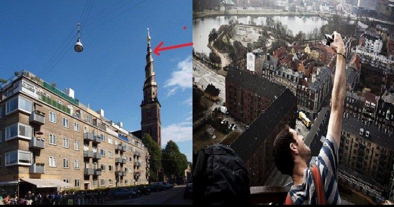 Homestay in Christianshavn near Church of Our Saviour