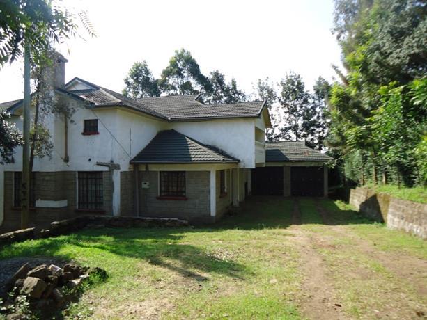 Homestay - Ngong karen edge cottage