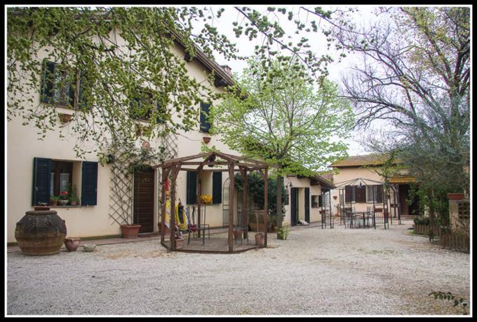 Homestay in Montefalco near The Chiacchiarini Farm