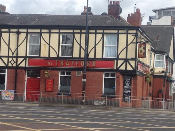 Homestay in Old Trafford near Old Trafford Metrolink Station