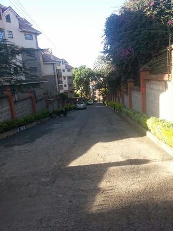 Homestay in Nairobi near The Junction Shopping Center