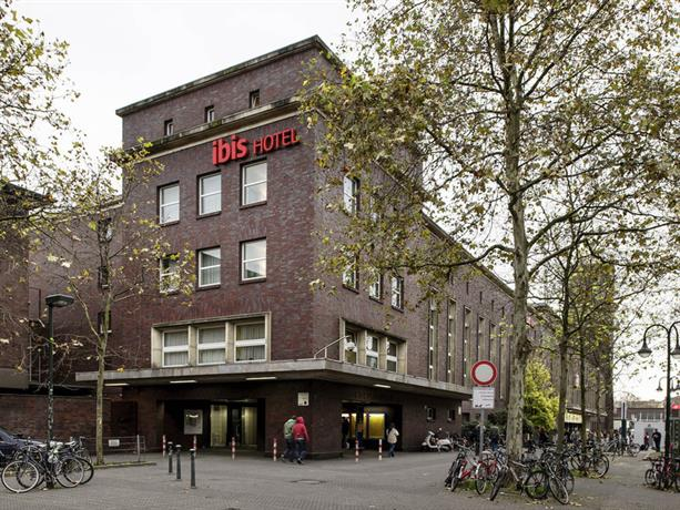 Ibis Hotel Dusseldorf Hauptbahnhof