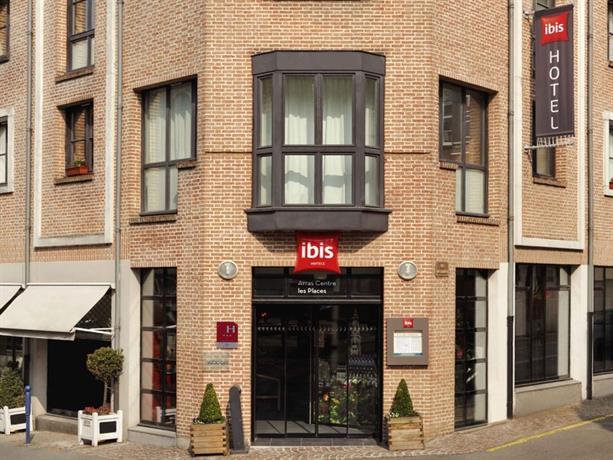 Hotel Ibis Arras Centre Les Places Arras France