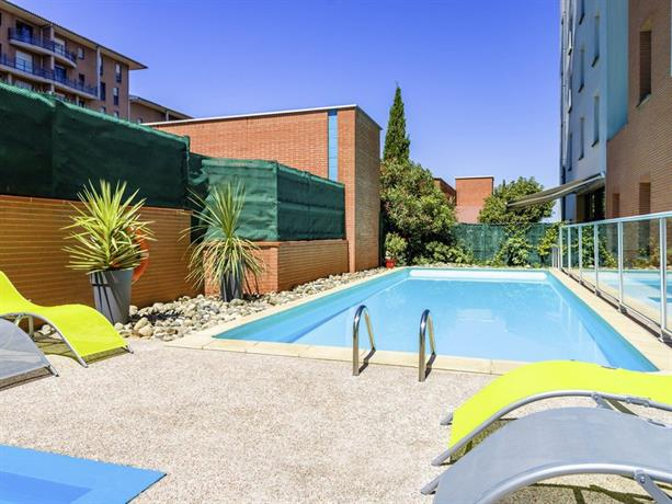 Aparthotel adagio access toulouse jolimont tolosa for Citea appart hotel