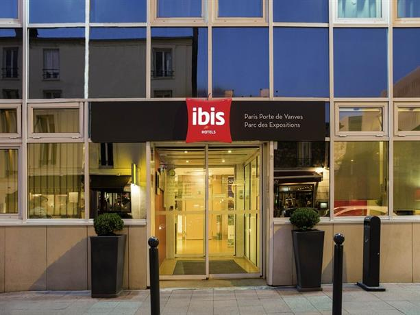 Ibis paris porte de vanves parc des expositions compare for Garage chatillon montrouge