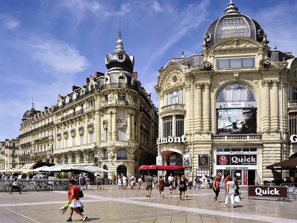 Hotel ibis Styles Montpellier Centre Comedie