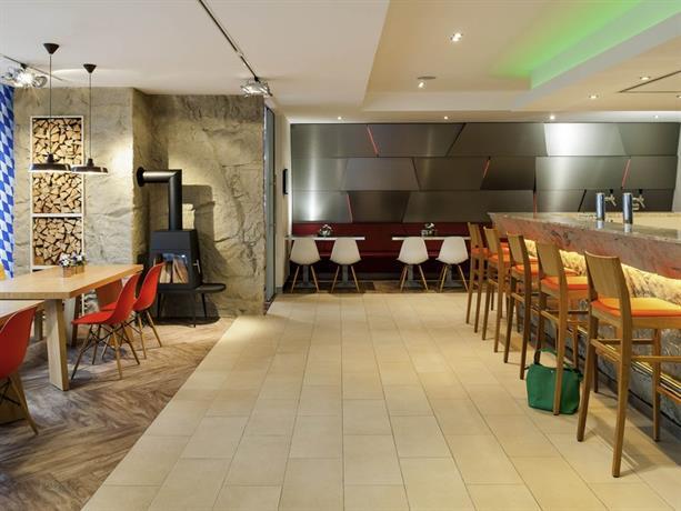 Ibis Hotel Messe Munchen