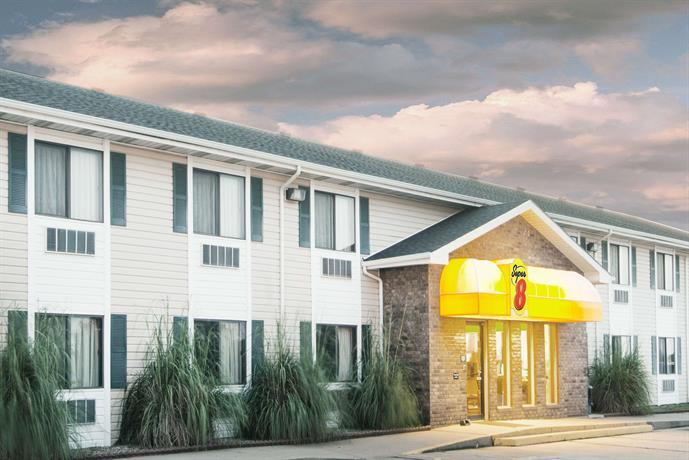 Super  Motel El Dorado Kansas