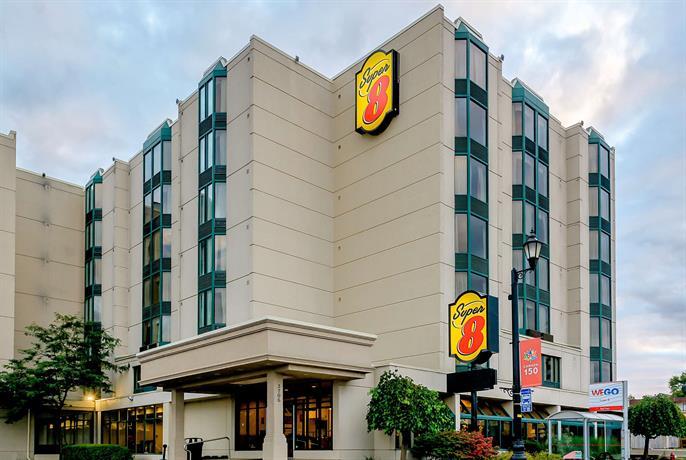 Super  Hotel Niagara Falls Ferry Street